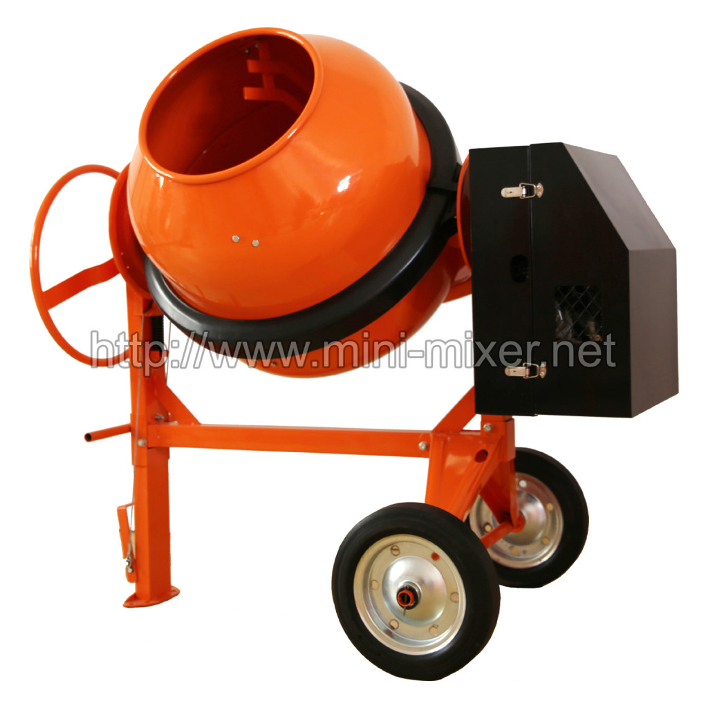 6HP 280L 300L 320L gasoline mixer